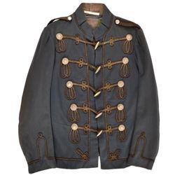 British 19th Hussar Reg't Blue Tunic