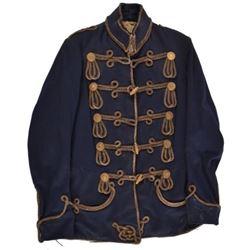 Imperial German Hussar Attilla Uniform Tunic