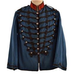 French Hussar's Uniform Tunic