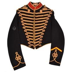 British Royal Horse Artillery Uniform Tunic