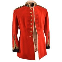 British Royal Irish Fusiliers Officer's Tunic