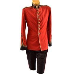British Royal Fusiliers Officer's Uniform