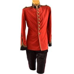 British Royal Fusiliers Officer's Uniform