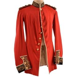 British Officer's Uniform