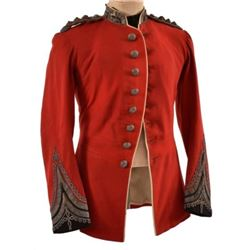 British The King's Liverpool Regiment Tunic