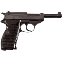 WWII Nazi German Walther P38 9MM Pistol