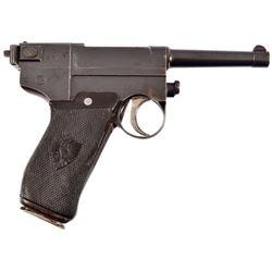 Italian Glisenti 1910 9MM Pistol