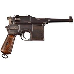 Broom Handle Mauser C96 Pistol 7.63