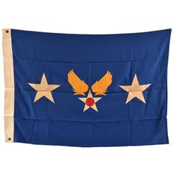 WWII U.S. Army Air Force Major General's Flag