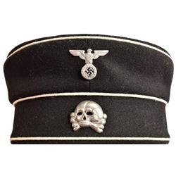 WWII Nazi German Waffen SS Cap