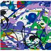 Image 5 : Jackson Pollock American Abstract Oil on Canvas