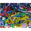 Image 6 : Jackson Pollock American Abstract Oil on Canvas