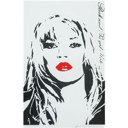 Andy Warhol American Pop Art Signed Silkscreen