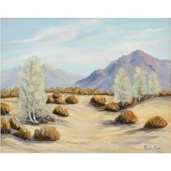 Viola Page 1.81 Oil on Canvas Landscape