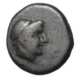 Cimmerian Bosporos Patikapaion 325-310 BC AE1