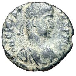 Constans 337-350 AD Follis with Phoenix