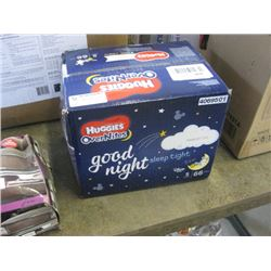 HUGGIES OVERNITES SIZE 5