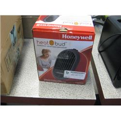HONEYWELL HEAT BUD CERAMIC PERSONAL HEATER