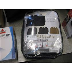 PU LEATHER CAR SEAT COVERS