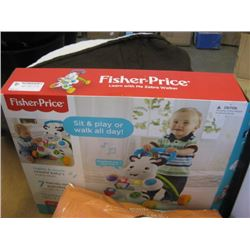 FISHER PRICE SIT AND PLAY WALK ALL DAY