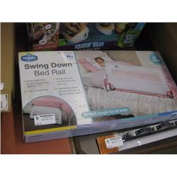 REGALO SWING DOWN BED RAIL