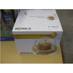 BOSKA CHEESE CURLER WITH DOME