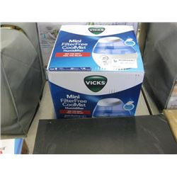 VICKS MINI FILTER FREE COOL MIST HUMIDFIER