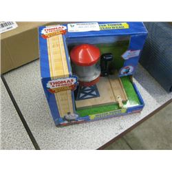 THOMAS AND FRIENDS WOODEN RAILWAY WATER TOWER