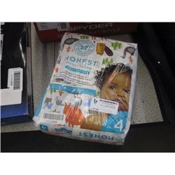 HONEST DIAPERS SIZE 4