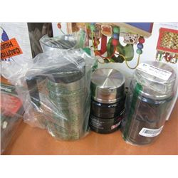 LOT OF THERMO CONTAINERS