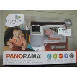 PANORAMA DIGITAL COLOR VIDEO MONITOR