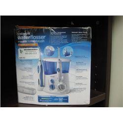WATERPIK WATER FLOSSER AND SONIC TOOTHBRUSH
