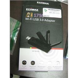 EDIMAX AC 1750 WIFI USB 3.0 ADAPTER