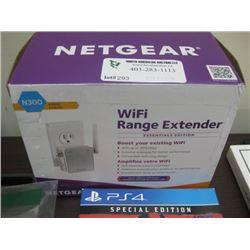 NETGEAR WIFI RANGE EXTENDER MODEL EX2700