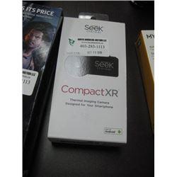 SEEK THERMAL COMPACT XR THERMAL IMAGING CAMERA