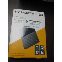 MY PASSPORT AUTO BACK UP