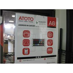 ATOTO A6 DOUBLE DIN