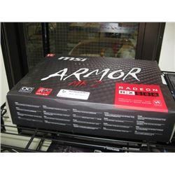 MSI ARMOR RX580