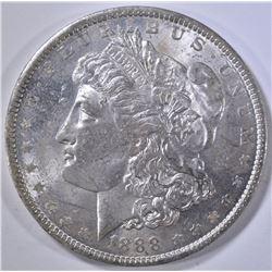 1888-O MORGAN DOLLAR, CH BU