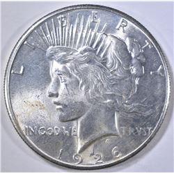 1926 PEACE DOLLAR CH/GEM BU
