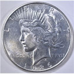 1926-D PEACE DOLLAR GEM BU