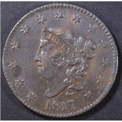 1817 LARGE CENT   AU