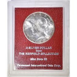 1926-S  PEACE DOLLAR PARAMOUNT GEM BU