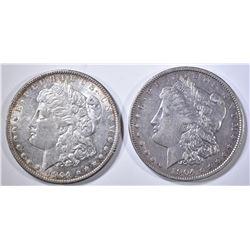 1904-P&O XF MORGAN DOLLARS