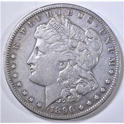 1896-S XF MORGAN DOLLAR