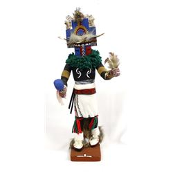 Hopi Hemis Kachina by R. Sarracino