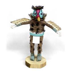 Hopi Turkey Kachina by Sheldon Talas