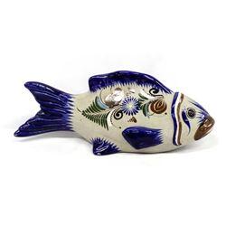 Mexican Tonala Pottery Fish