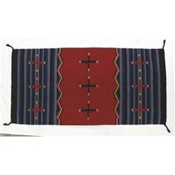 Mexican Wool Textile Rug