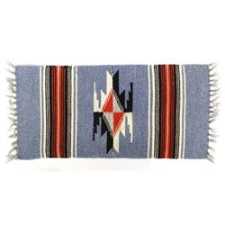 New Mexican Chimayo Wool Textile
